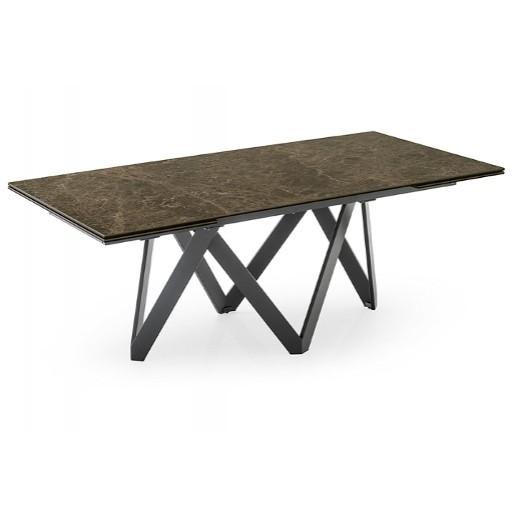 Стол металлический Calligaris Cartesio CS/4111-R 200