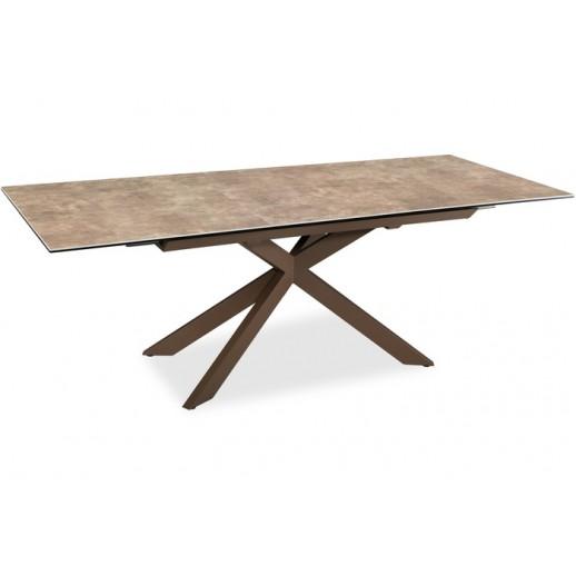 Стол металлический Pranzo Max N 160