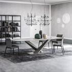 Стол металлический Cattelan Italia Stratos Keramik