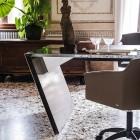 Стол металлический Cattelan Italia Vega