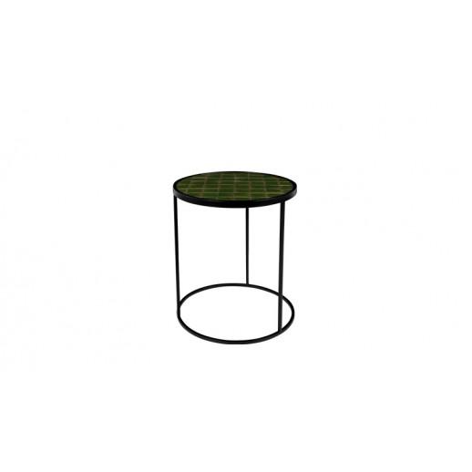 Стол журнальный Zuiver Glazed Side Table