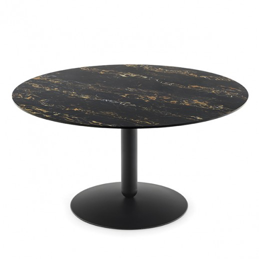 Стол металлический Calligaris Balance CS/4121-RD 140 C