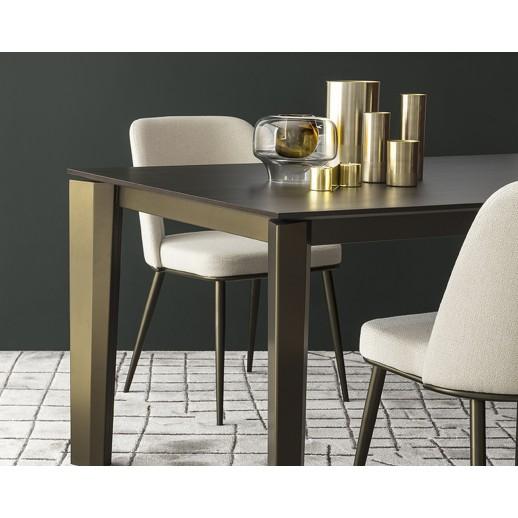 Стол металлический Calligaris Delta CS/4097-ML180