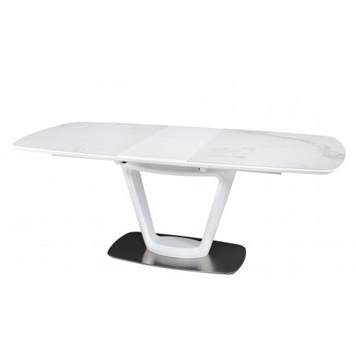 Стол металлический Pranzo Marco 140