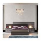 Кровать Status Futura Grey FUBGRLT02 160x200