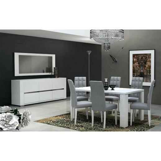 Итальянская гостиная Status Elegance White LR