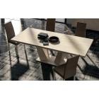 Стол деревянный Status Perla PLDWLTA03 104x270x75
