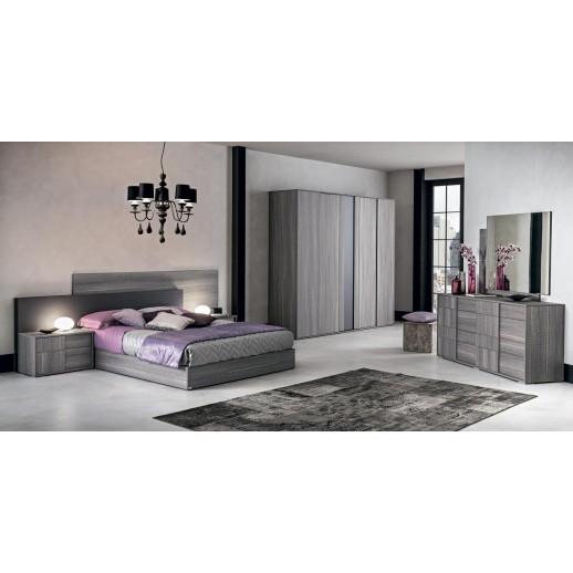 Итальянская спальня Status Futura Grey BR