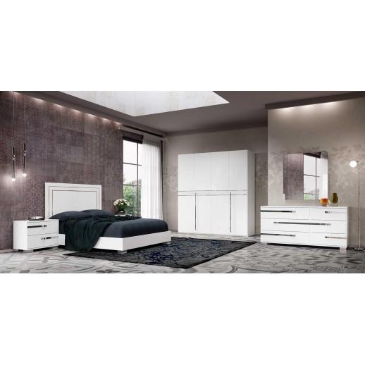 Кровать Status Volare White VOBWHLT03 180x203