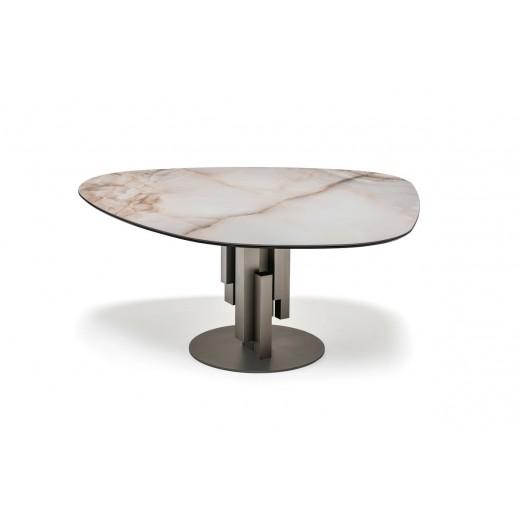 Стол металлический Cattelan Italia Skyline Keramik Round
