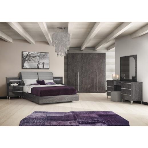 Итальянская спальня Status Elite Grey