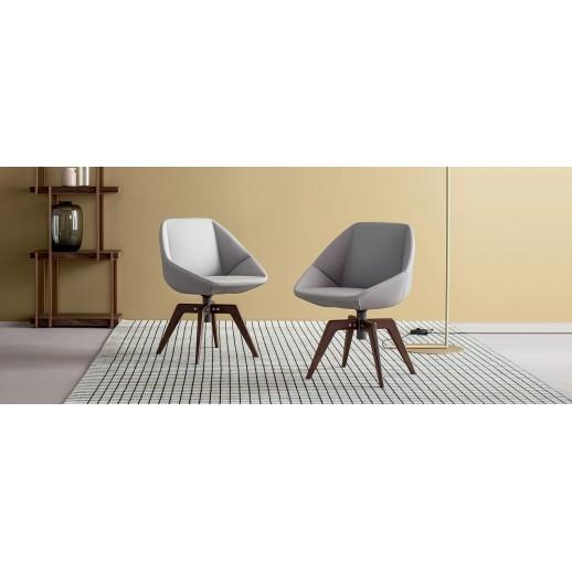 Кресло металлическое Bonaldo Stone