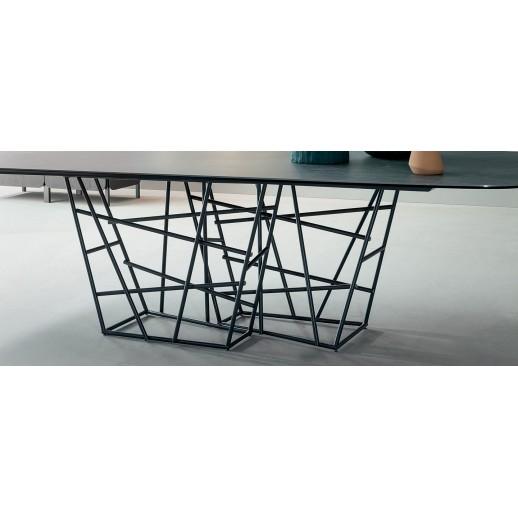 Стол металлический Bonaldo Tangle
