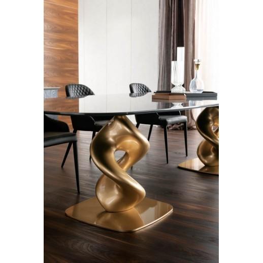 Стол металлический Ozzio Liquid Big T248