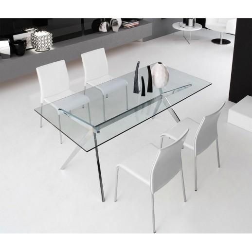 Стол металлический Connubia Seven CB/4042-RC 180 G