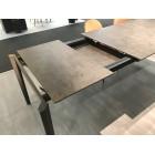 Стол металлический Connubia Pentagon CB/4797 90х130