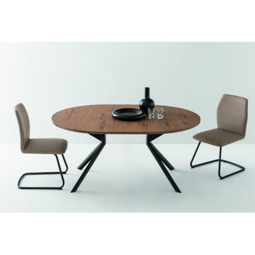 Стол металлический Connubia Giove CB/4739