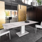 Стол металлический Calligaris Echo CS/4072-R120C (90x120-170-220)
