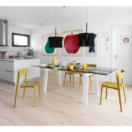 Стол деревянный Calligaris Levante CS/4091-R