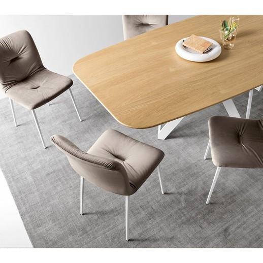 Стол металлический Calligaris Cartesio CS/4092-EL200
