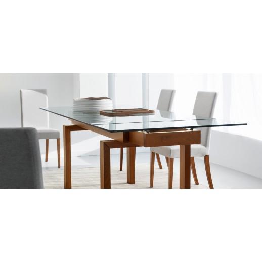 Стол-трансформер деревянный Calligaris Hyper CS/416-XR