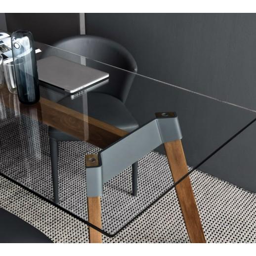 Стол деревянный Calligaris Paper CS/4096-RC 160