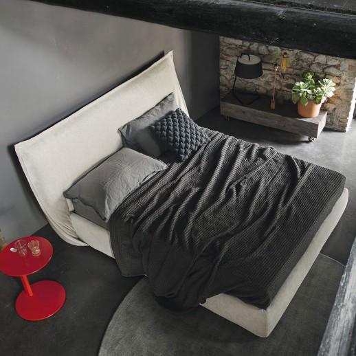 Кровать двуспальная Calligaris Softly CS/6054-GC