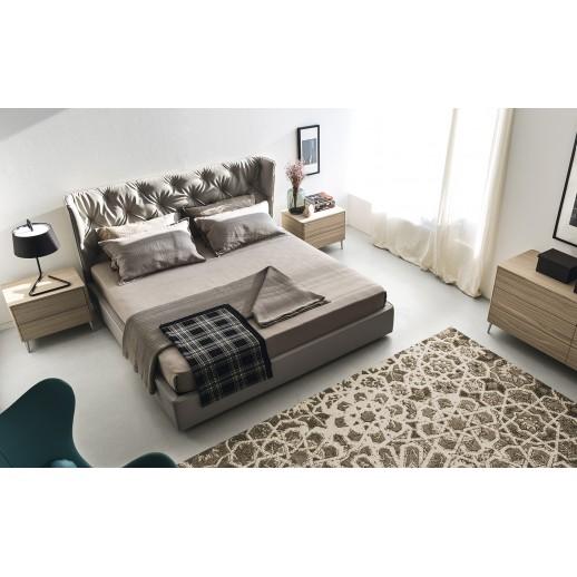 Кровать двуспальная Calligaris Wynn CS/6049-G