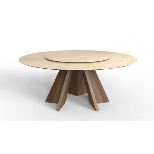 Стол деревянный Calligaris Icaro CS/4113-RD 160C