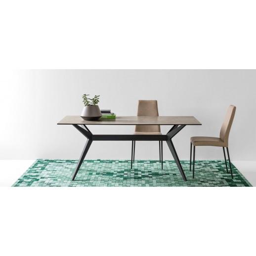 Стол деревянный Calligaris Kent CS/4105-RC 160 C