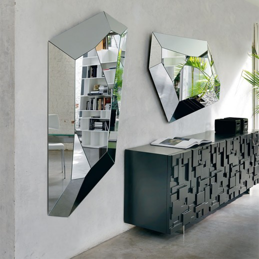 Зеркало Cattelan Italia Diamond