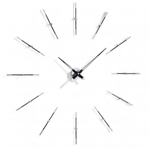 Часы Nomon Merlin 12 i BLACK d=110cm, мех-м UTS