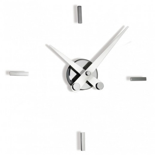 Часы Nomon PUNTOS SUSPENSIVOS 4i WHITE, d=41 / 50 cm.