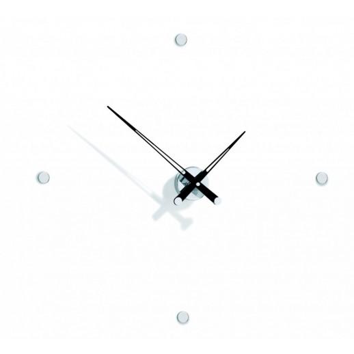 Часы Nomon Rodon 4 i BLACK, chrome, d=70 см