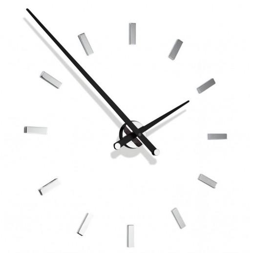 Часы Nomon Tacon 12 L, black, d=100см