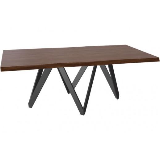 Стол деревянный Calligaris Cartesio CS/4092-RL B250