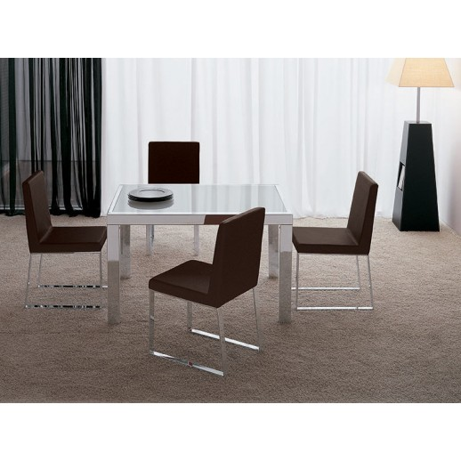 Стол металлический VARO Kris 90х90+90
