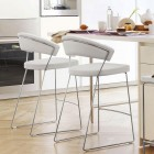Стул барный Calligaris New York CS/1087-GU