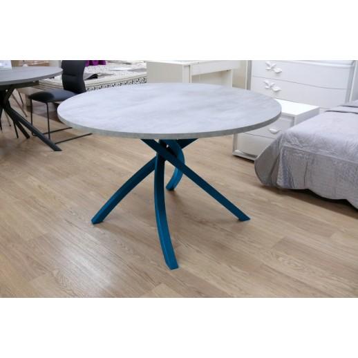Стол металлический Connubia Twister CB/4782-RD120